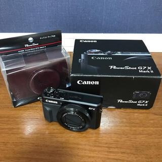 Canon - Canon power shot g7x  mark 2 ⅱ