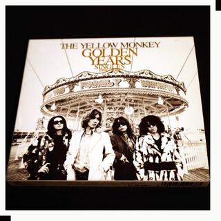 THE YELLOW MONKEY 【CD】 GOLDEN YEARS(ポップス/ロック(邦楽))