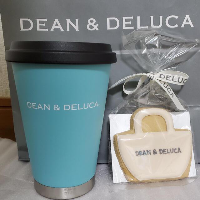 DEAN & DELUCA(ディーンアンドデルーカ)のDEAN&DELUCA サーモタンブラー マグ 限定カラー アイスブルー インテリア/住まい/日用品のキッチン/食器(タンブラー)の商品写真