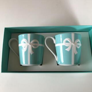 Tiffany & Co. - ティファニーマグカップ