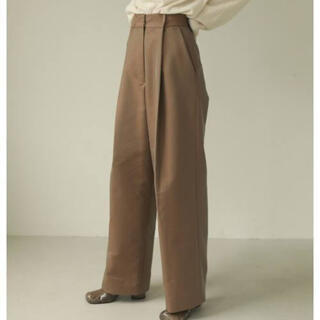 TODAYFUL - トゥデイフル Chambray Twill Trousers