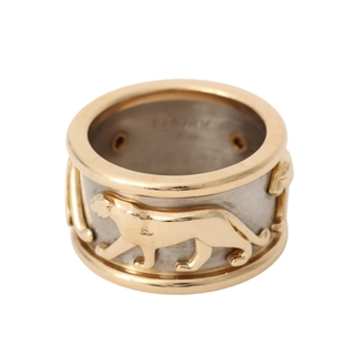 カルティエ(Cartier)のカルティエ Cartier パンテールリング リング・指輪 ユニセック【中古】(リング(指輪))