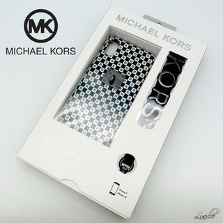 マイケルコース(Michael Kors)の❤︎新品/即発❤︎マイケルコース iPhone X/XS 対応 ストラップ付き(iPhoneケース)