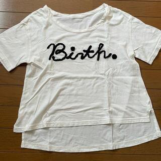ジーナシス(JEANASIS)のTシャツ(Tシャツ(半袖/袖なし))