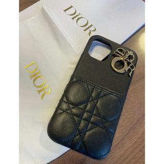 ディオール(Dior)のディオール LADY DIOR I PHONE 12&12PROケース 専用(iPhoneケース)