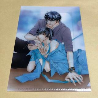 崎谷はるひ コミコミスタジオ A6クリアファイル(クリアファイル)