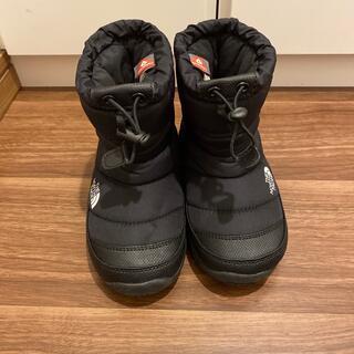 ザノースフェイス(THE NORTH FACE)のノースフェイス 18センチ スノーブーツ(ブーツ)