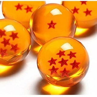 ドラゴンボール(ドラゴンボール)の【野球グローブ型付用】ドラゴンボール※六星球(グローブ)