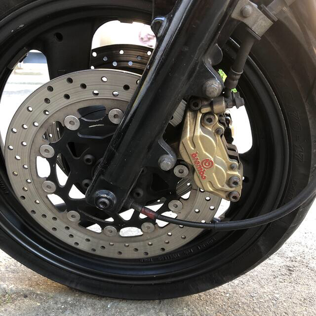 ヤマハ(ヤマハ)のYAMAHA XJR400R カフェレーサー風 自動車/バイクのバイク(車体)の商品写真