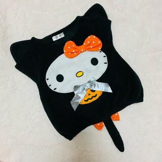 ハローキティ(ハローキティ)のキティーちゃん ハロウィン トップス 95(Tシャツ/カットソー)