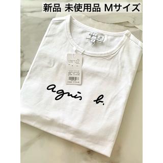 agnes b. - アニエスベー Tシャツ ホワイト Mサイズ