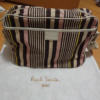 ポールスミス(Paul Smith)のPaul Smith ショルダーバッグ ストライプ 新品(ショルダーバッグ)