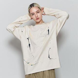 ビューティアンドユースユナイテッドアローズ(BEAUTY&YOUTH UNITED ARROWS)のROKU ロングスリーブプルオーバー(Tシャツ(長袖/七分))