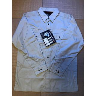 ウォークマン(WALKMAN)のXEBEC 作業着 長袖シャツ LLサイズ  新品(シャツ)