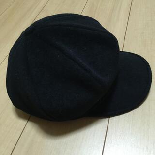 カシラ(CA4LA)のCA4LA キャスケット 帽子(キャスケット)