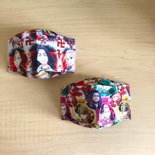 子供用 インナーマスク 東京リベンジャーズ(外出用品)