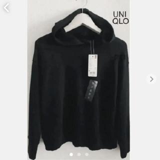UNIQLO - ユニクロウルトラストレッチプルパーカ 新品未使用