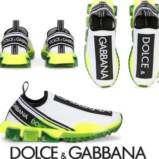 ドルチェアンドガッバーナ(DOLCE&GABBANA)のDOLCE &GABBANA ドルチェ&ガッバーナ ソレント 日本未 スニーカー(スニーカー)