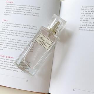 ディオール(Dior)の❤︎ミスディオール Miss Dior ヘアミスト❤︎(ヘアウォーター/ヘアミスト)