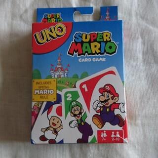 UNO スーパーマリオ ウノ(トランプ/UNO)