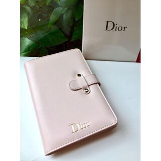ディオール(Dior)の未使用 Dior ディオール ノベルティ商品 メモ帳 カバー(ノート/メモ帳/ふせん)