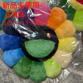 シュプリーム(Supreme)のkaikaikiki Flower Cushion Rainbow&Black (キャラクターグッズ)
