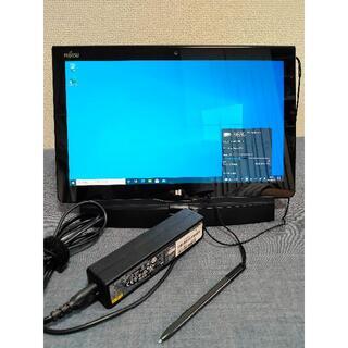 フジツウ(富士通)の富士通 ARROWS Tab Q704/H Corei5-4300U(タブレット)