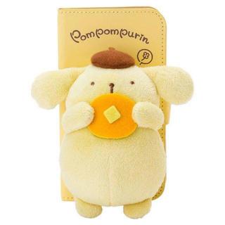 ポムポムプリン - ポムポムプリン マスコット付き iPhone 6s/6ケース ホットケーキ
