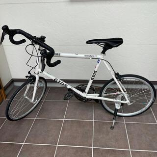 ジオス(GIOS)のgios mignon ジオスミグノン 47サイズ ミニベロ(自転車本体)