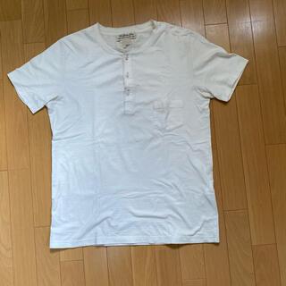レミレリーフ(REMI RELIEF)のREMI RELIEF × BEAMS PLUS 別注 ポケット T XL(Tシャツ/カットソー(半袖/袖なし))