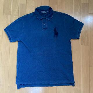 ポロラルフローレン(POLO RALPH LAUREN)のPolo Ralph Lauren ポロ ラルフローレンインディゴ 半袖シャツ(ポロシャツ)
