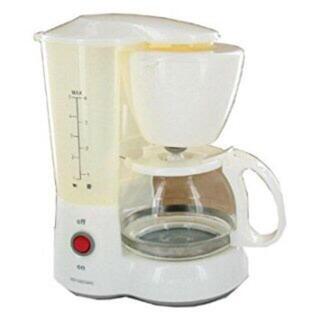 ドウシシャ - 【新品未使用】コーヒーメーカー ホワイト