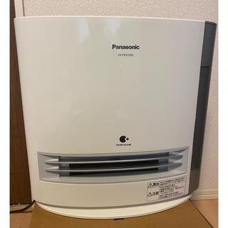 パナソニック(Panasonic)の加湿機能付きセラミックファンヒーター Panasonic DS-FKX1202(ファンヒーター)