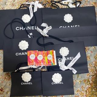 シャネル(CHANEL)のシャネル ショップ紙袋(ショップ袋)