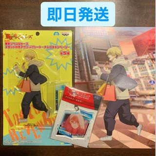BANDAI NAMCO Entertainment - 東京リベンジャーズ namco ナムコ限定 スタンド付きアクリルプレート