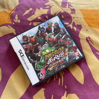 バンダイナムコエンターテインメント(BANDAI NAMCO Entertainment)の仮面ライダーバトル ガンバライド カードバトル大戦 DS(携帯用ゲームソフト)
