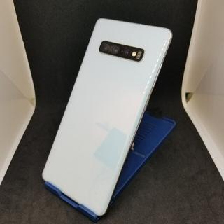 SAMSUNG - 213 au SIMロック解除済 SCV42 Galaxy S10+ ジャンク