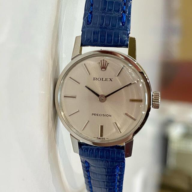 ROLEX(ロレックス)のロレックス プレシジョン レディース レディースのファッション小物(腕時計)の商品写真
