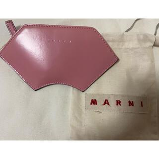 マルニ(Marni)のmarni マルニ キーリング付小銭入れ コインケース イタリア製(コインケース)
