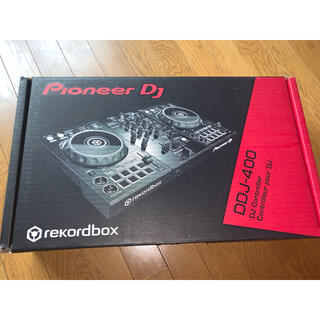 Pioneer DJ DDJ-400 rekordbox dj(DJコントローラー)