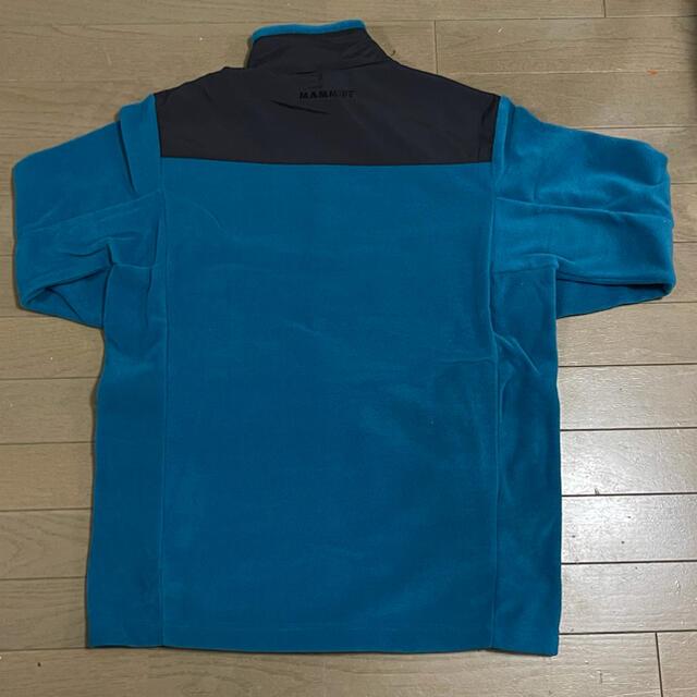 Mammut(マムート)の新品! マムート MAMMUT Inominata light Jacket 青 スポーツ/アウトドアのアウトドア(登山用品)の商品写真