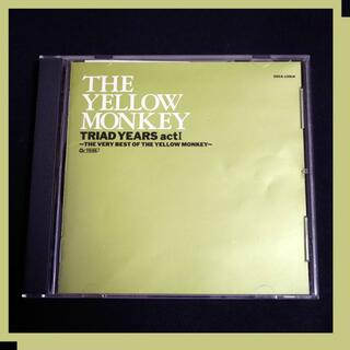 THE YELLOW MONKEY 【CD】 TRISD YEARS act1(ポップス/ロック(邦楽))