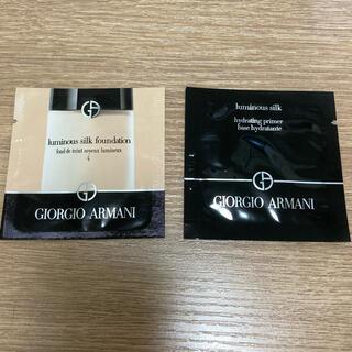 Giorgio Armani - ジョルジオ・アルマーニ サンプル