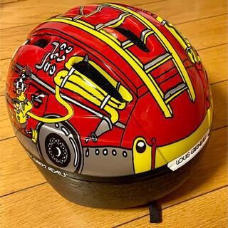 ルイガノ(LOUIS GARNEAU)のLOUIS GARNEAU キッズ ヘルメット(自転車)