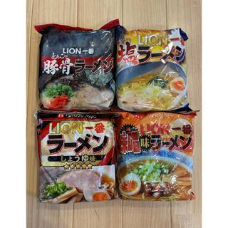 LION - ヒロセ通商 インスタントラーメン フリーズドライ食品 詰合せセット
