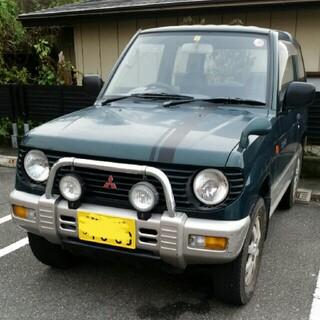 三菱 - 最終値引き 群馬県 車検令和5年1月 パジェロミニ AT 4WD