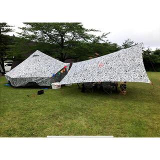 CHUMS - チャムス ブービーハウス ラブ&ピース テント・タープセット