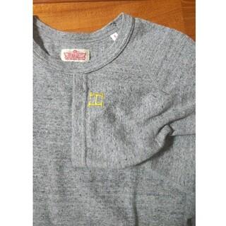 HOLLYWOOD RANCH MARKET - ハリウッドランチマーケット ストレッチフライスハーフスリーブTシャツ