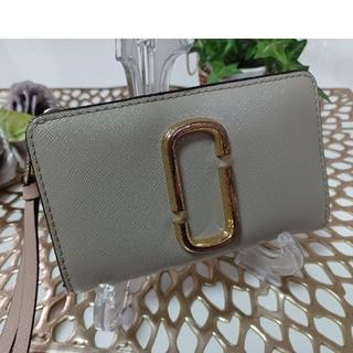 マークジェイコブス(MARC JACOBS)のマークジェイコブス 二つ折り財布(折り財布)