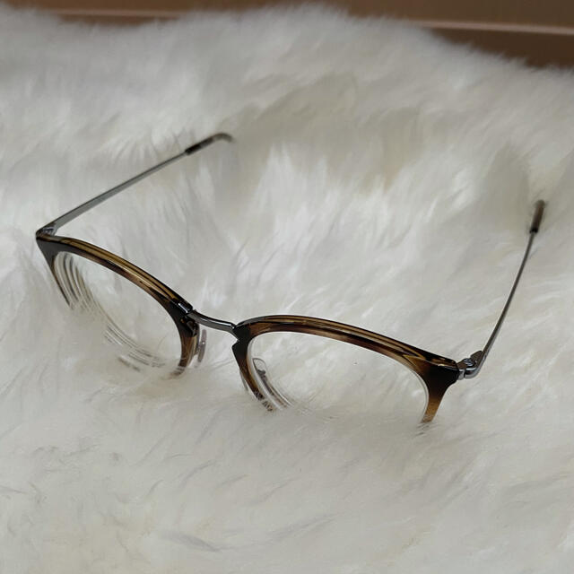 Ray-Ban(レイバン)のRayBan メガネ 眼鏡 RX7140 べっ甲 レディースのファッション小物(サングラス/メガネ)の商品写真